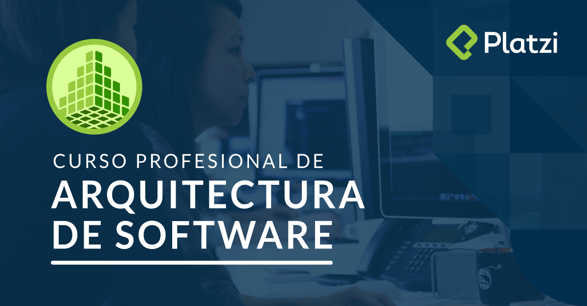 Curso profesional de arquitectura de software for Curso arquitectura software