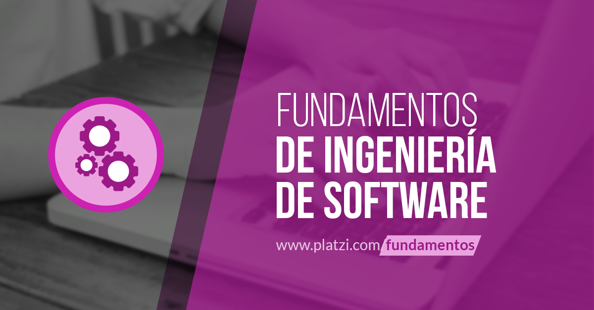 Fundamentos de ingenier a de software for Curso arquitectura software