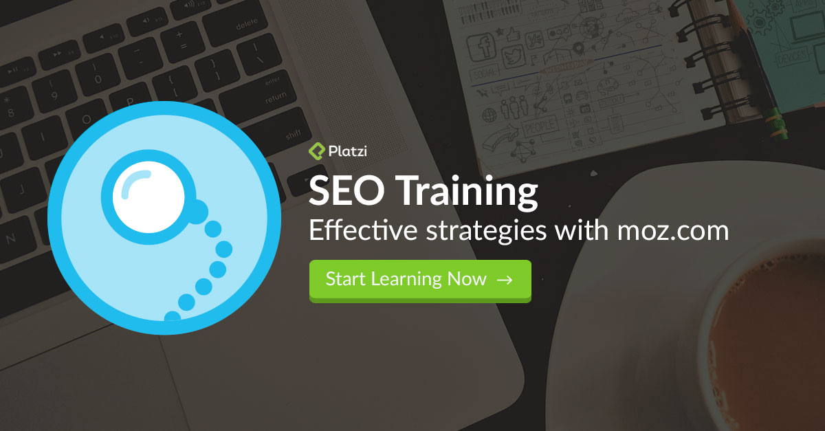 SEO Training, Strategy and Techniques