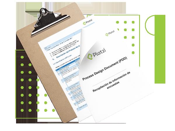 Construiremos un (PDD) Process Design Document con toda la información necesaria del proceso a automatizar.