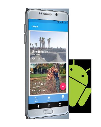 Crea tu primer aplicación Android usando Material Design