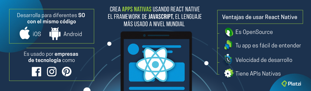 React native infografia
